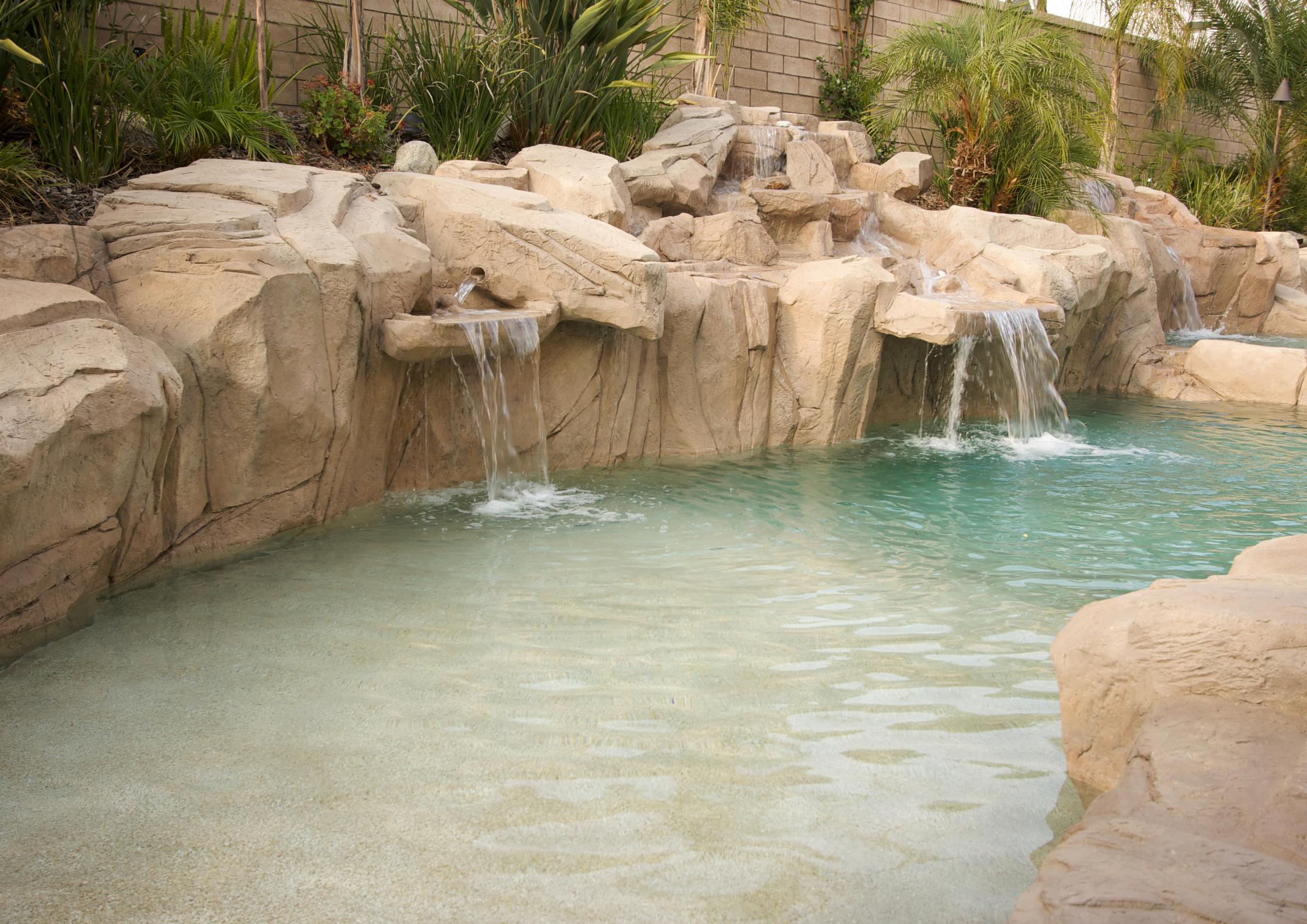 piscina tematizada